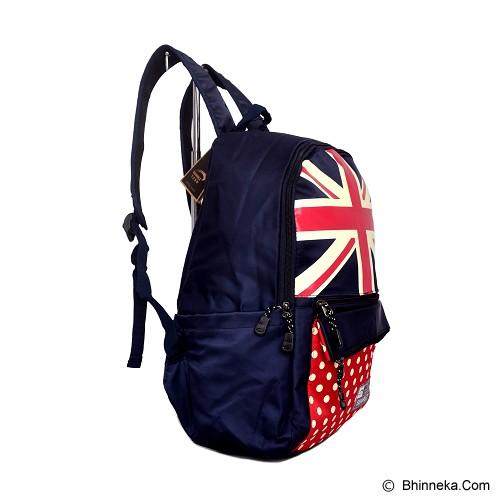 YOUNG SOUL Ransel [A18-2077] - Dark Blue - Backpack Wanita